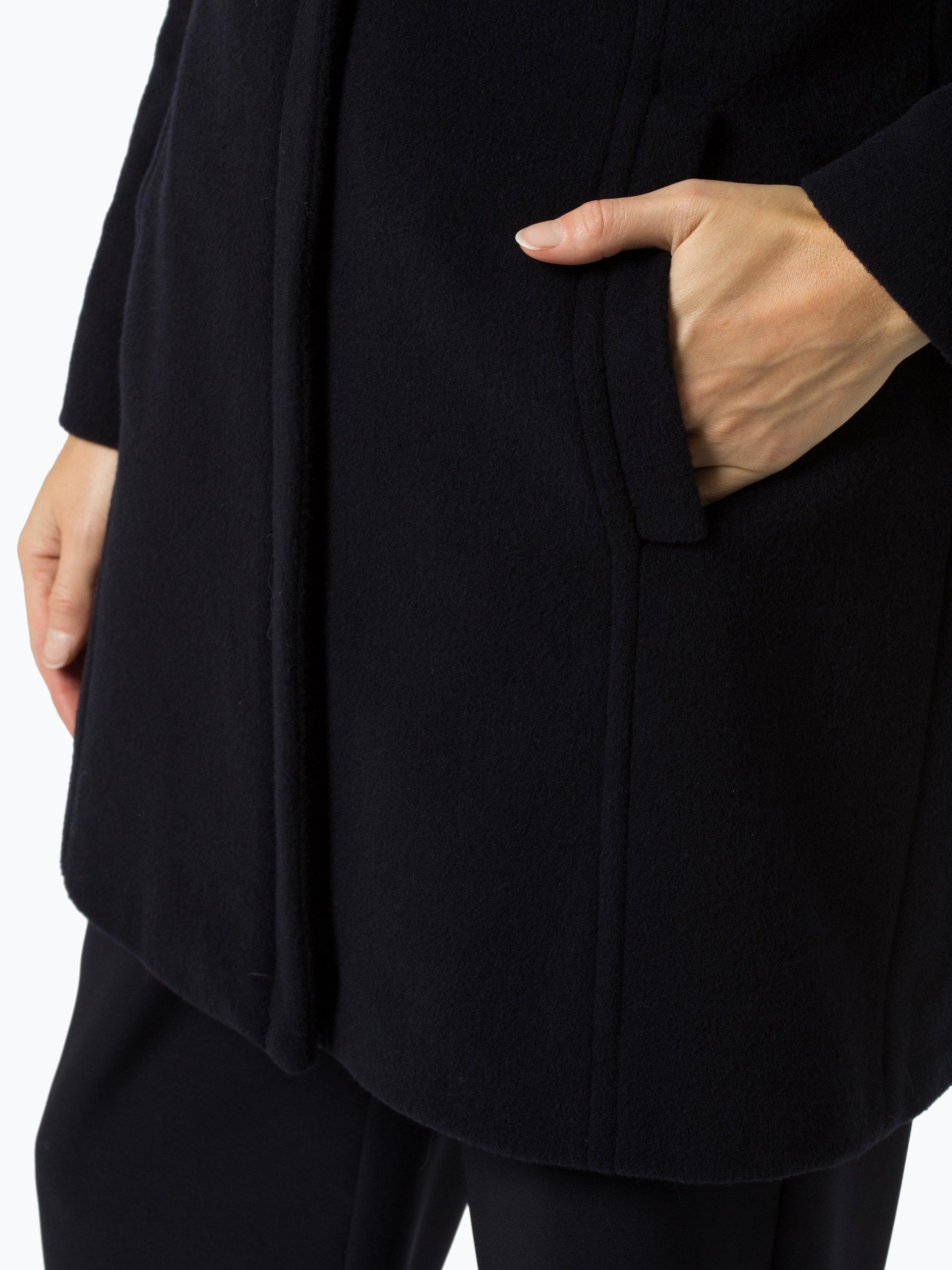 comma Damen Mantel mit Cashmere-Anteil