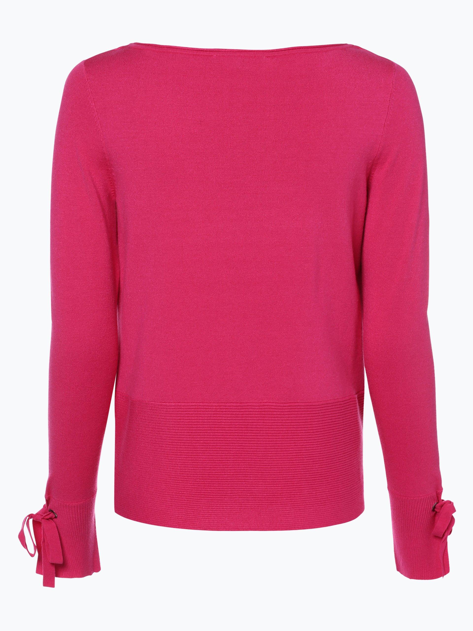 comma damen pullover pink uni online kaufen vangraaf com. Black Bedroom Furniture Sets. Home Design Ideas