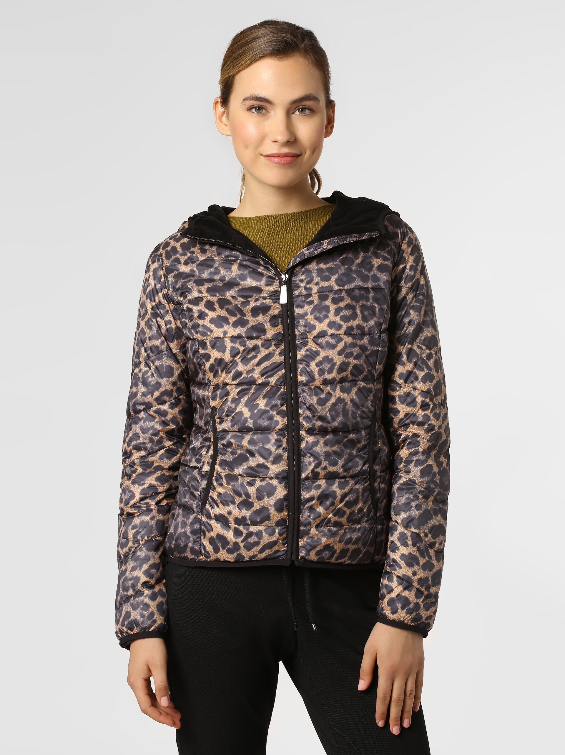 comma Damen Steppjacke