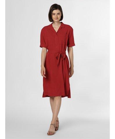 Damein Kleid mit Leinen-Anteil