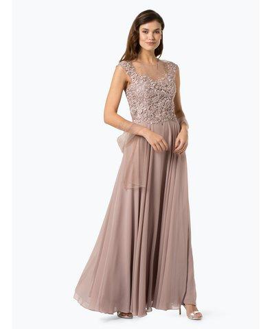 Damen Abendkleid mit Stola