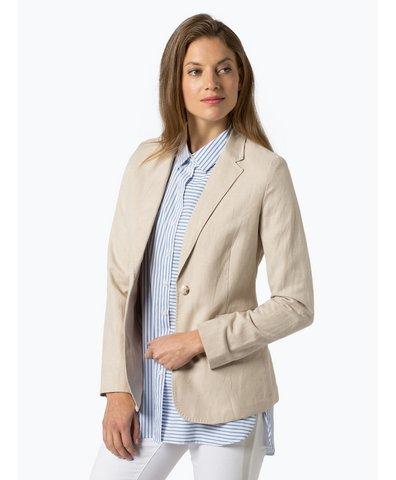 Damen Blazer mit Leinen-Anteil - Norin
