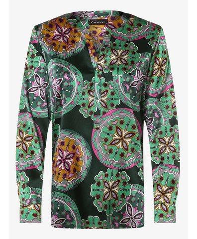 Damen Bluse aus Seiden-Mix