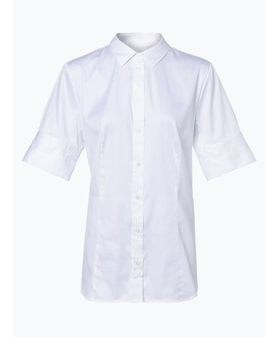 Damen Bluse Bügelleicht - Eshila