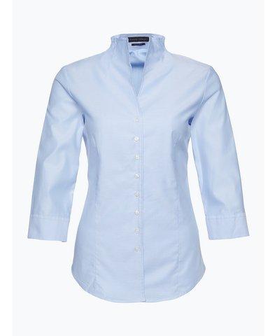 Damen Bluse Bügelleicht