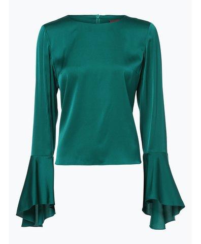 Damen Bluse mit Seiden-Anteil - Cinusy-1