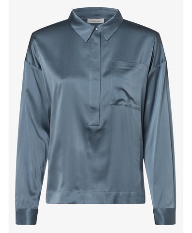 Damen Bluse mit Seiden-Anteil - Estella