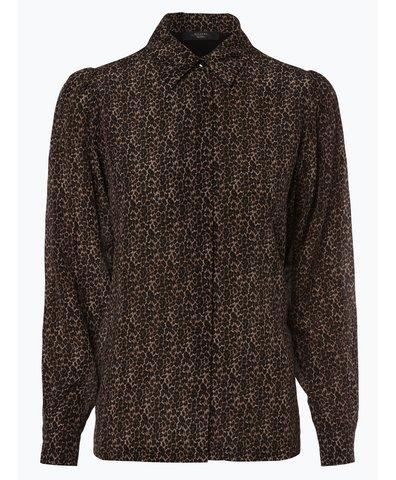 Damen Bluse mit Seiden-Anteil - Pulcino