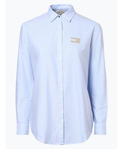 Damen Bluse - Tommy Icons Girlfriend Shirt