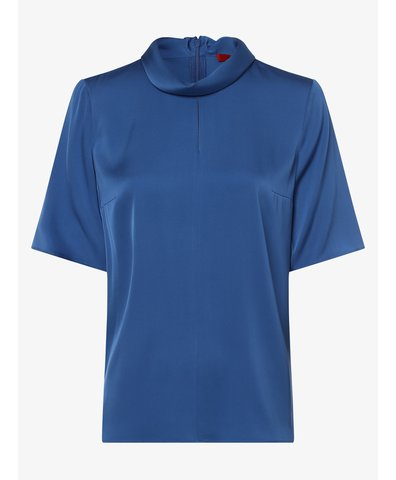 Damen Blusenshirt mit Seiden-Anteil - Celi