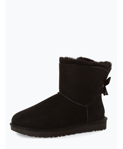 Damen Boots aus Leder - Mini Bailey Bow II
