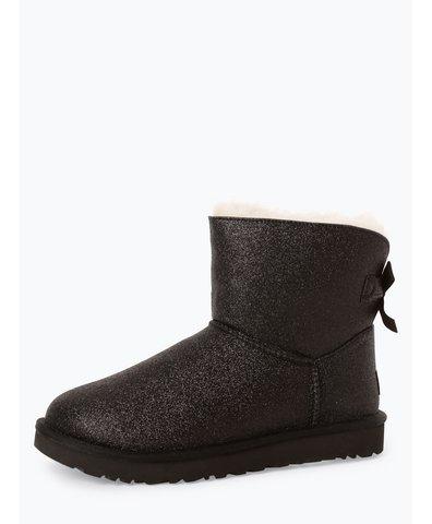Damen Boots mit Leder-Anteil - Mini Bailey Bow Sparkle