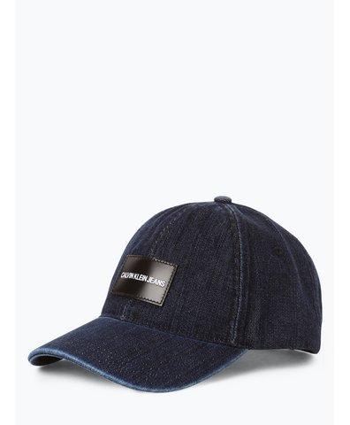 Damen Cap mit Leder-Anteil