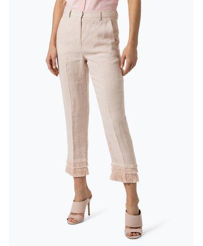 Damen Hose aus Leinen - Acacia