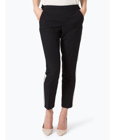 Damen Hose - Edira Solid Stripe