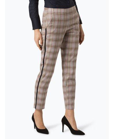Damen Hose - Ette Color Check