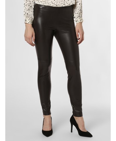 Damen Hose in Leder-Optik - Randa
