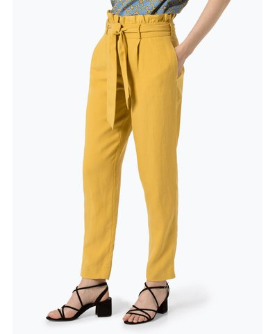 Damen Hose mit Leinen-Anteil - Coordinates