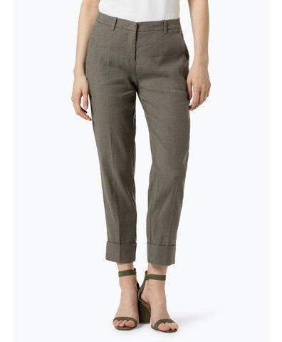Damen Hose mit Leinen-Anteil - Krystal