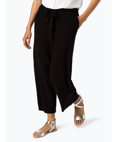 Damen Hose - Wide Leg Uni