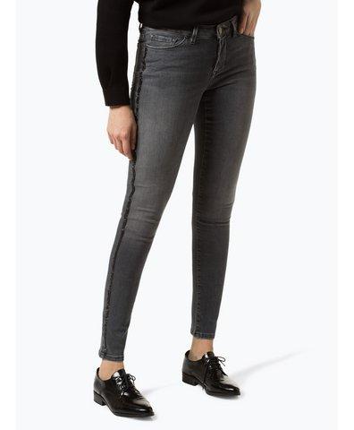 Damen Jeans - Elma Glitter Stripe