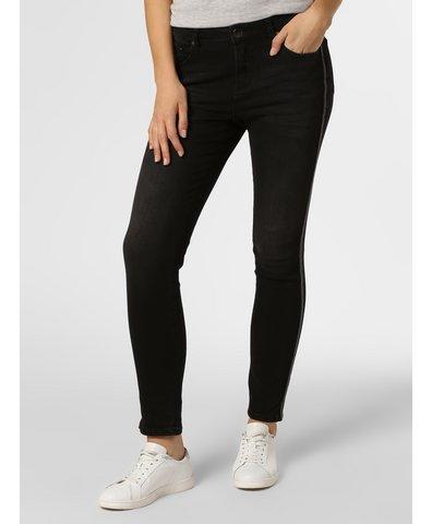 Damen Jeans - Evita Black Peals