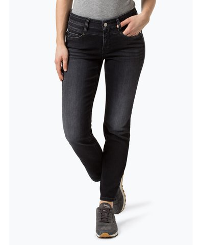 cambio damen jeans posh schwarz grau uni online kaufen peek und cloppenburg de. Black Bedroom Furniture Sets. Home Design Ideas