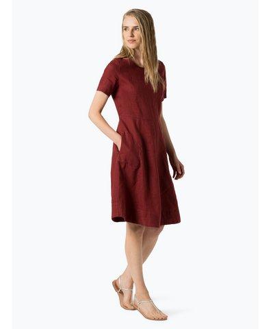 Damen Kleid aus Leinen - Kalena