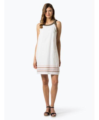 Damen Kleid mit Leinen-Anteil