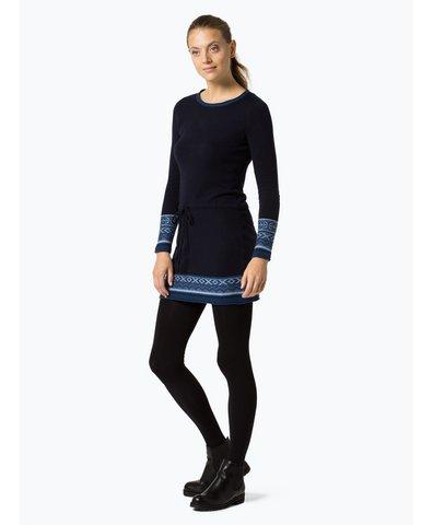 Damen Kleid mit  Merino- und Alpaka-Anteil