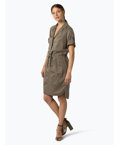 Damen Kleid mit Seiden-Anteil