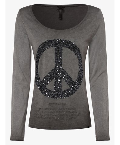 Damen Langarmshirt - Wls Peace
