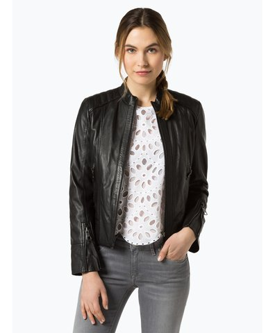 Damen Lederjacke - Jafable