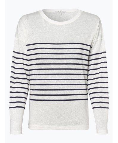Damen Leinenshirt - Oyster
