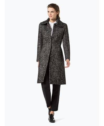 Damen Mantel mit Alpaka-Anteil - Metine