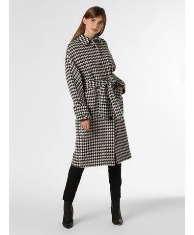 Damen Mantel mit Alpaka-Anteil - Nico