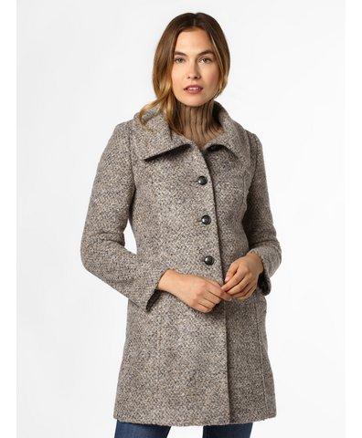 Damen Mantel mit Alpaka-Anteil