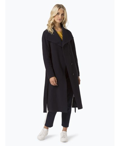 Damen Mantel mit Cashmere-Anteil - Cedani