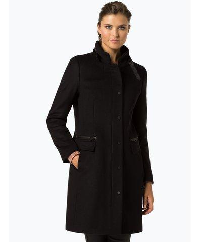Damen Mantel mit Cashmere-Anteil - Citrever