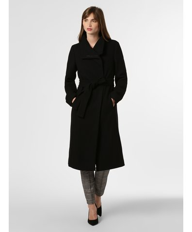 Damen Mantel mit Cashmere-Anteil - Coexpen1
