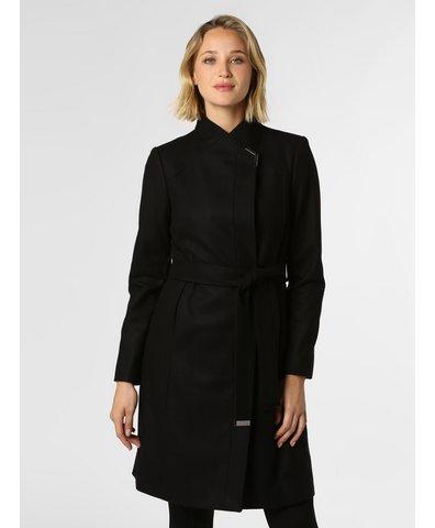 Damen Mantel mit Cashmere-Anteil - Ellgenc