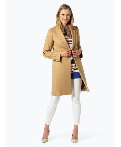 Damen Mantel mit Cashmere-Anteil - Mecani