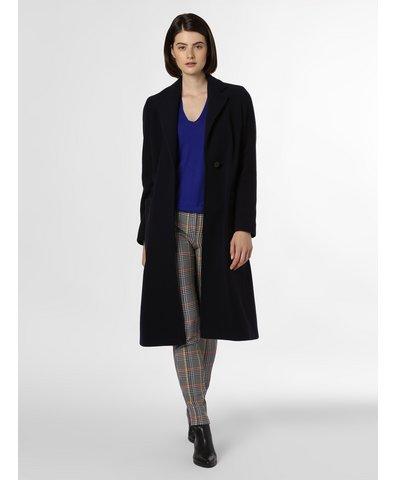 Damen Mantel mit Cashmere-Anteil - Ocashmy