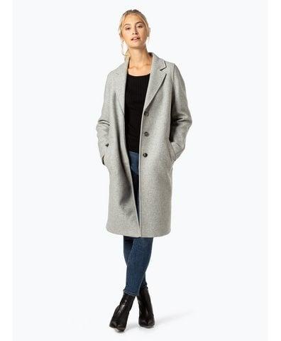 Damen Mantel mit Cashmere Anteil Ocashmy