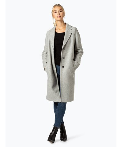 Damen Mantel mit Cashmere-Anteil - Oluise