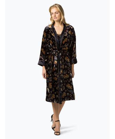 Damen Mantel mit Seiden-Anteil