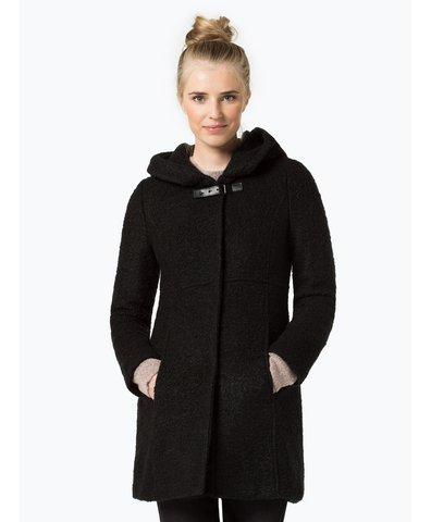 apriori damen mantel mit cashmere anteil grau uni online kaufen vangraaf com. Black Bedroom Furniture Sets. Home Design Ideas