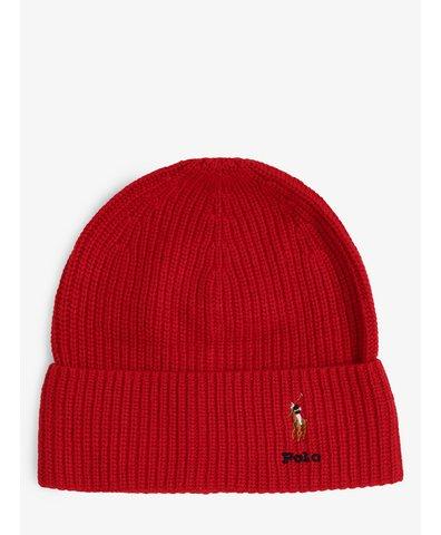Damen Mütze mit Cashmere-Anteil