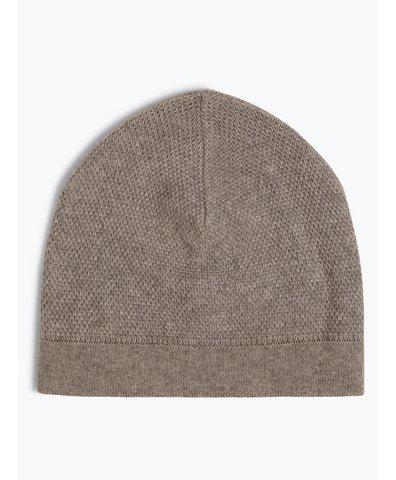 Damen Mütze mit Merinowoll- und Alpaka-Anteil