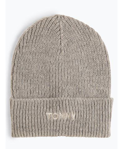 Damen Mütze mit Mohair-Anteil